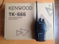 радиостанция Kenwood TK 666