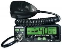 Автомобильная радиостанция (рация) PRESIDENT BARRY 2 ASC 12/24V
