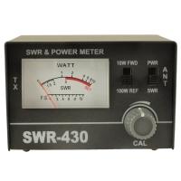 Измеритель КСВ (SWR) и мощности (TX Power)